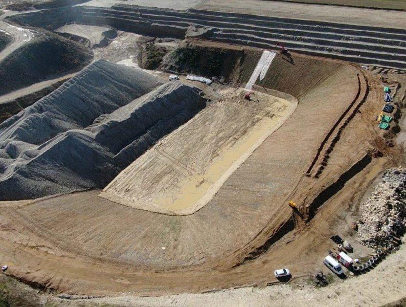 Casier construction Bievre