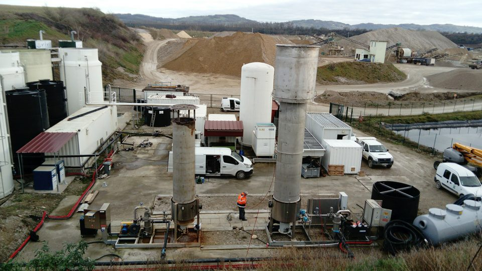 installation biogaz 2